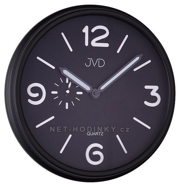 JVD Nástěnné hodiny na stěnu HA11.1