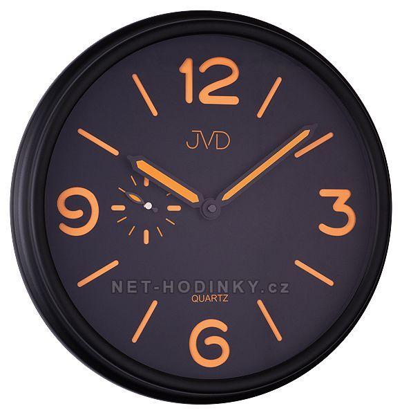 JVD Nástěnné hodiny na stěnu HA11.2