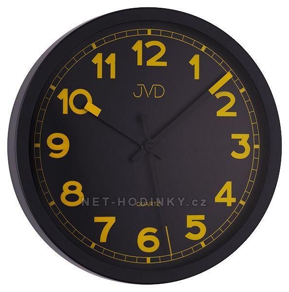 JVD Nástěnné hodiny na stěnu HA12.1