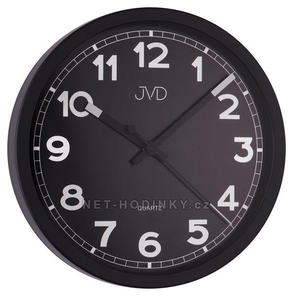 JVD Nástěnné hodiny na stěnu HA12.2