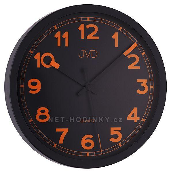 JVD Nástěnné hodiny na stěnu HA12.3