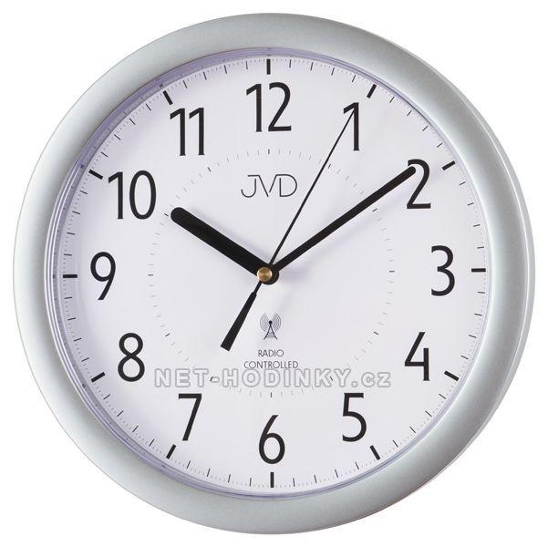 JVD Nástěnné hodiny na zeď RH 612.12.2