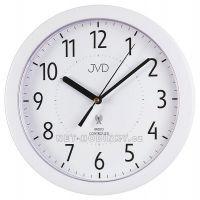 Nástěnné hodiny na zeď kulaté JVD