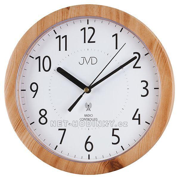 JVD Nástěnné hodiny na zeď RH 612.7.4