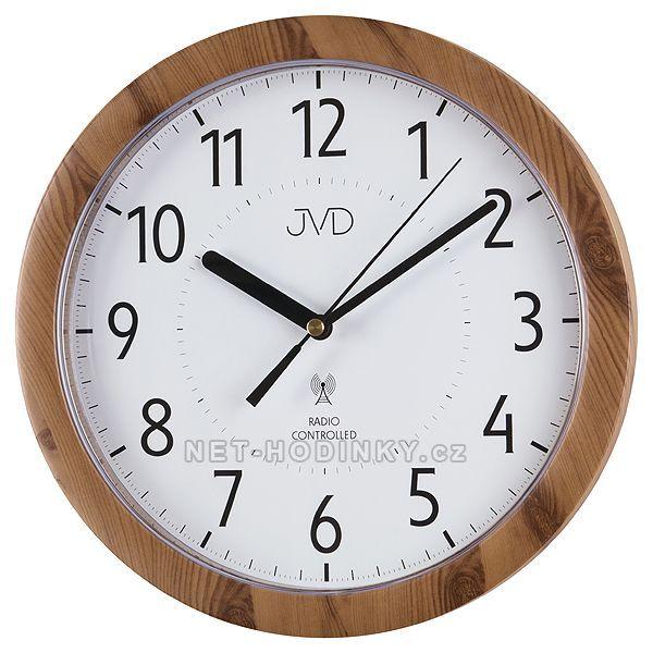 JVD Nástěnné hodiny na zeď RH 612.8.5