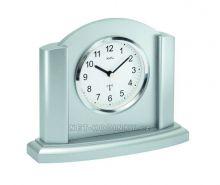 stolní hodiny quartz, rádiem řízený čas, výroba Německo AMS