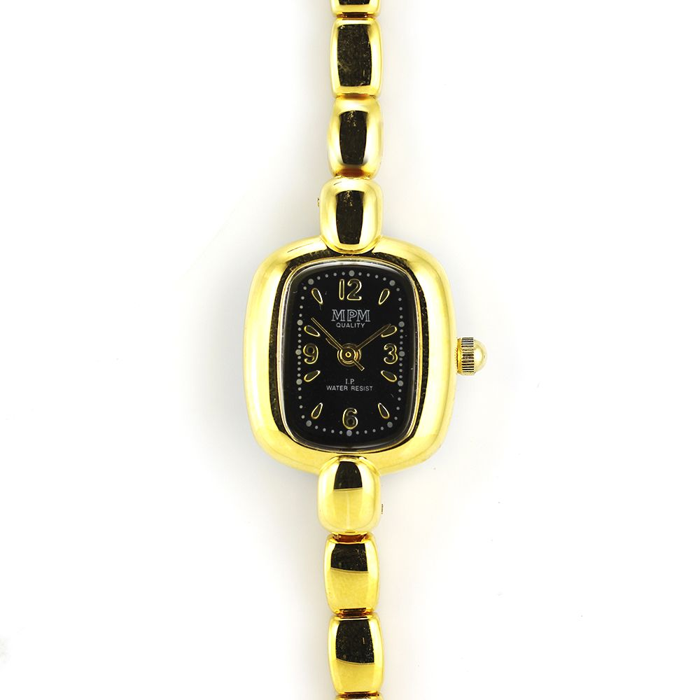 29c6211843 Nástěnné hodiny Jemné dámské hodinky zlaté barvy..0178 Nástěnné hodiny