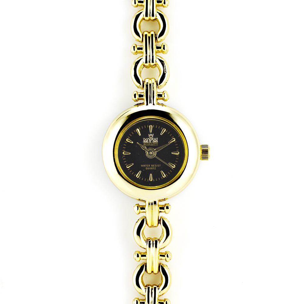 Kulaté dámské hodinky v jemném provedení..0182 A.Q00J9080A80 a5a265d495