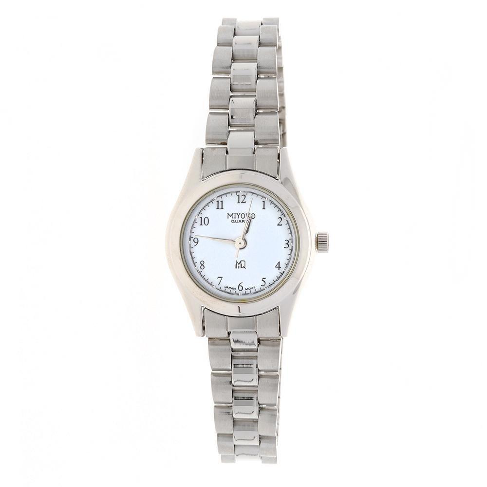 Klasické dámské hodinky s kovovým řemínkem..0431 be56f088a9