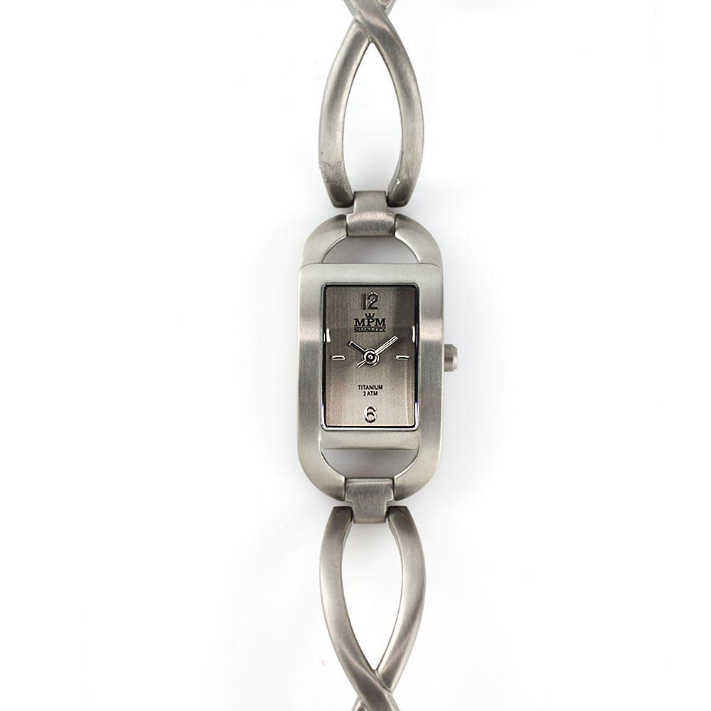 7fc00a70045 Titanové dámské elegantní hodinky jemného designu..0361