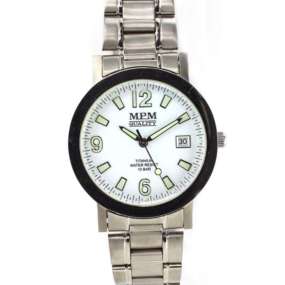 Pánské titanové sportovní hodinky s datumem.0418