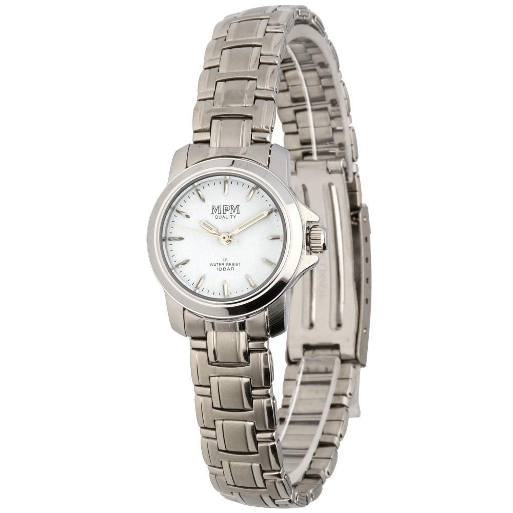 0c5e29f42d7 Klasické dámské hodinky s ocelovým řemínkem..0561