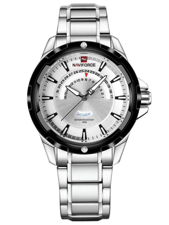 a1900751da2 Moderní pánské sportovní hodinky s ocelovým řemínkem..0620  A.Q02I7000A7070.2220