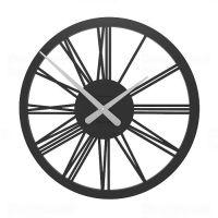 Designové hodiny 10-114 CalleaDesign 45cm (více barev) Barva šedomodrá světlá-41
