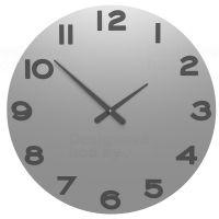 Nástěnné hodiny Designové hodiny 10-205 CalleaDesign 60cm (více barev) Barva broskvová světlá-22 Nástěnné hodiny