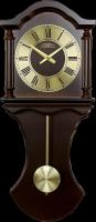 Dřevěné nástěnné hodiny PRIM s historickým nádechem..01344