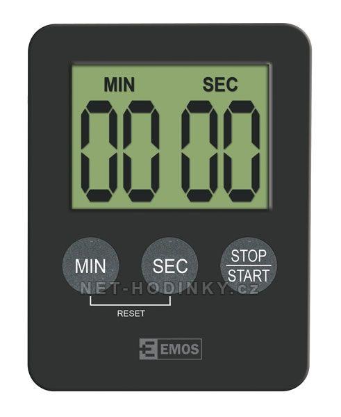 Emos Budík minutka digitální TPS202.1 minutka, minutovník