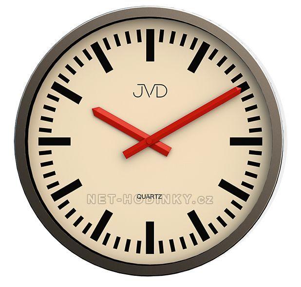 JVD Nástěnné hodiny na stěnu, nástěnné hodiny na zeď H306.1.1