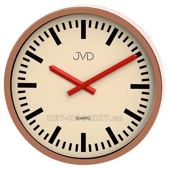 JVD Nástěnné hodiny na stěnu, nástěnné hodiny na zeď H306.2.2