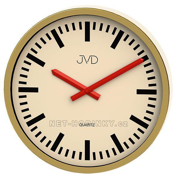 JVD Nástěnné hodiny na stěnu, nástěnné hodiny na zeď H306.3.3