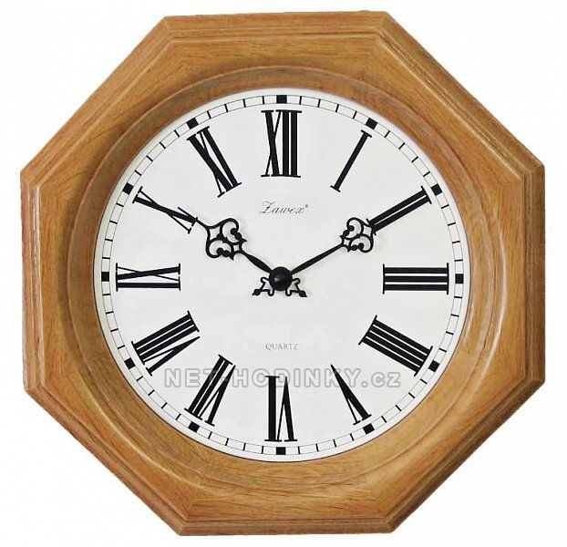 autorské hodiny Nástěnné hodiny na stěnu, nástěnné hodiny na zeď hranaté nástěnné hodiny světlá