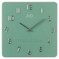 Skleněné hodiny JVD
