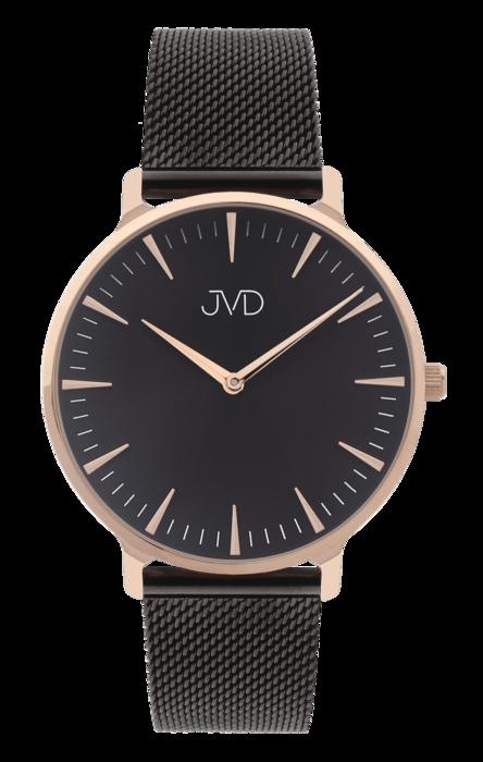 Náramkové hodinky JVD J-TS13 dámské hodinky černá barva