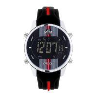 Pánské digitální hodinkyMPM s barevným silikonovým řemínkem..01338