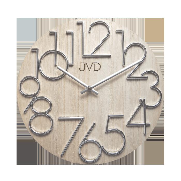 JVD HT99.2 světlé designové hodiny