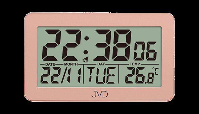 Rádiem řízený budík JVD  RB8203.1