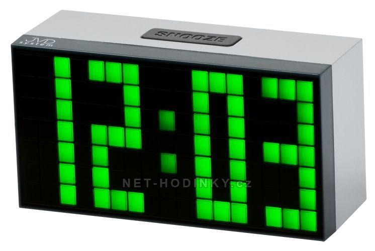 JVD digitální budíky, budík s adaptérem SB2083.3.3