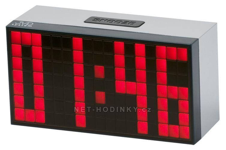 JVD digitální budíky, budík s adaptérem SB2083.4.4