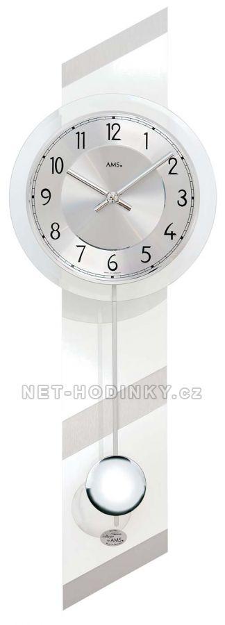 Kyvadlové hodiny na stěnu AMS 7412, AMS 7414, AMS 7415, AMS 7415/1 AMS 7414
