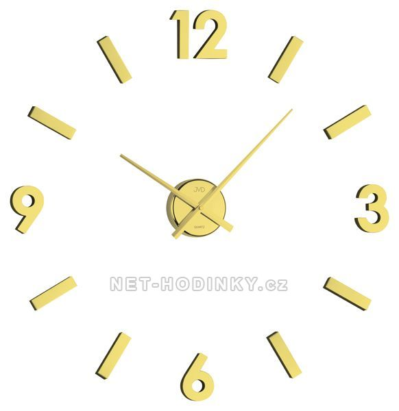JVD Nástěnné hodiny na stěnu, nástěnné hodiny na zeď HB11.1.1