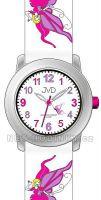 Náramkové dívčí hodinky, dětské hodinky pro holky, pro kluky, hodinky chlapecké JVD