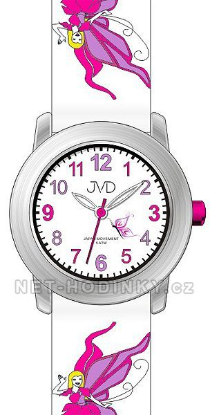 JVD Náramkové dívčí hodinky, dětské hodinky pro holky, pro kluky, hodinky chlapecké J7161.2.2