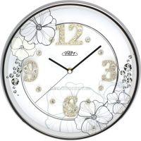 Velké nástěnné hodiny hodiny kovové