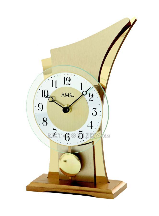 Pendlovky stolní hodiny AMS 1136, AMS 1137, AMS 1138, AMS 1139, AMS 1140 AMS 1137