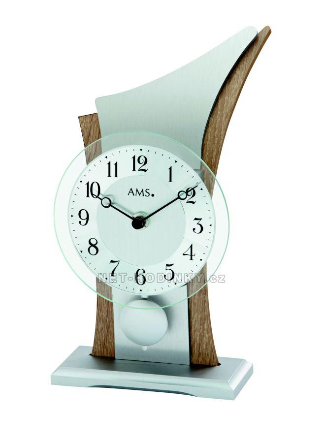 Pendlovky stolní hodiny AMS 1136, AMS 1137, AMS 1138, AMS 1139, AMS 1140 AMS 1139