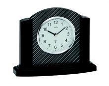 Dřevěné stolní hodiny AMS 5123/11 černý dub, AMS 5123/18 buk
