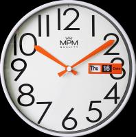 S těmito hodinami budete mít dokonalý přehled nejen o čase, ale také o dnu v týdnu..01