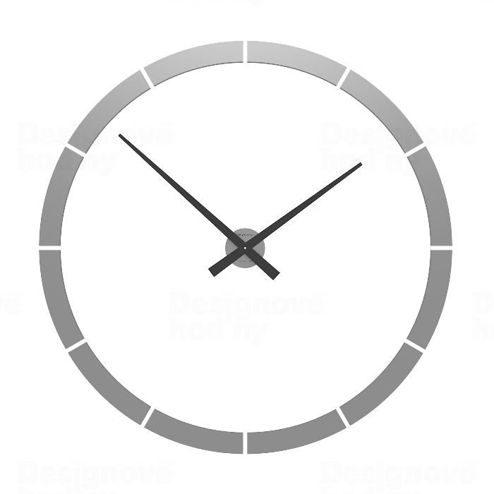 Designové hodiny 10-316 CalleaDesign 100cm (více barev) Barva béžová (tmavší) - 13