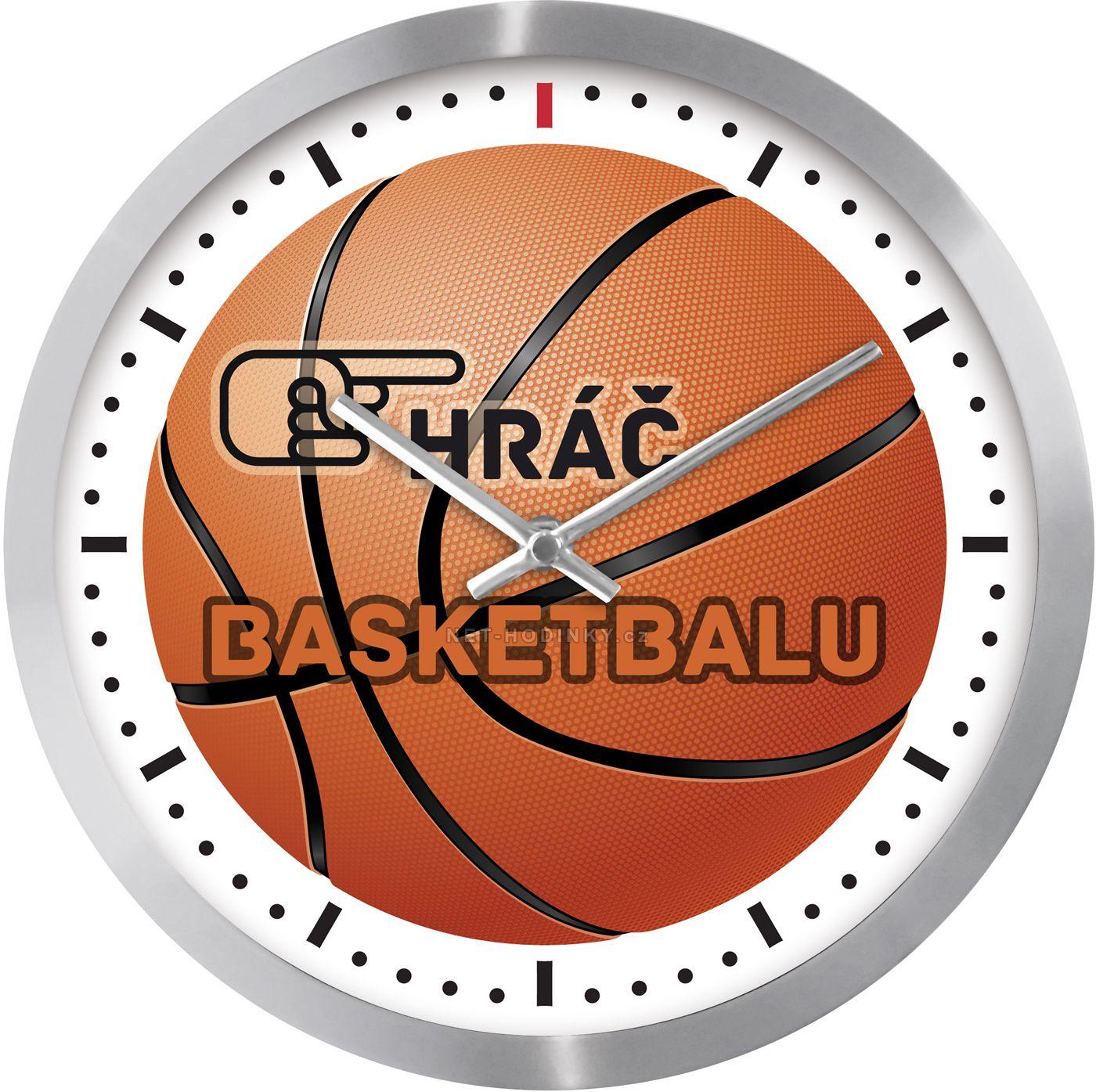 Nástěnné hodiny na stěnu Volleyball, Bowling, Basketbal, Fotbal, nástěnné hodiny na zeď, dětské hodiny H926P