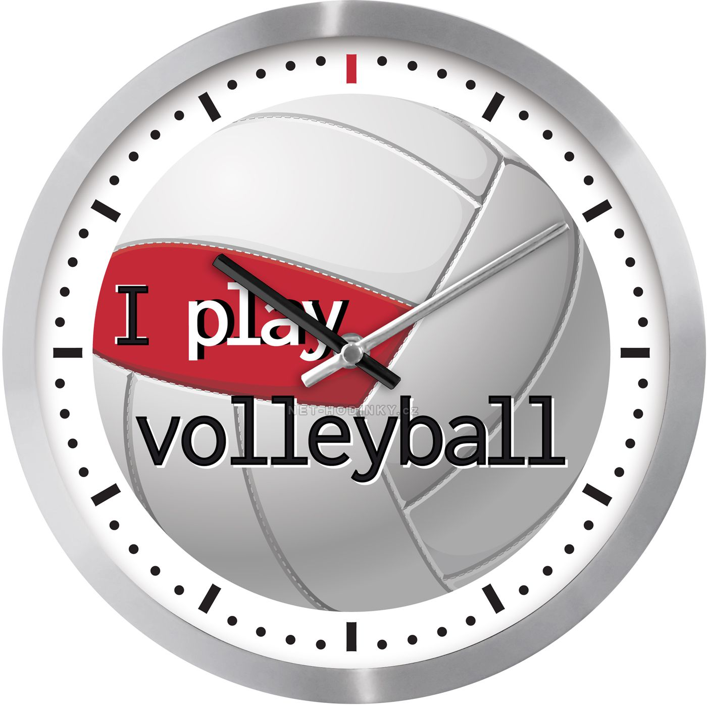 Nástěnné hodiny na stěnu Volleyball, Bowling, Basketbal, Fotbal, nástěnné hodiny na zeď, dětské hodiny H926N