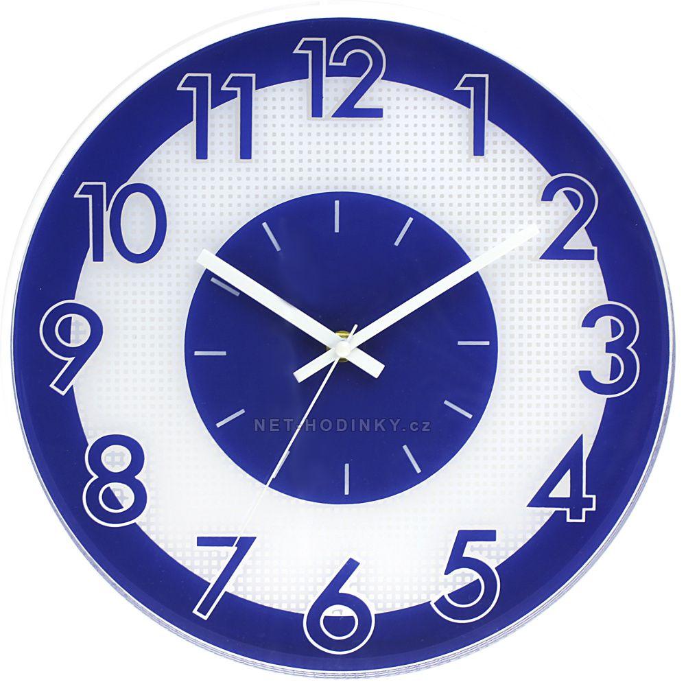 Nástěnné hodiny na stěnu s tichým chodem, nástěnné hodiny na zeď, moderní hodiny