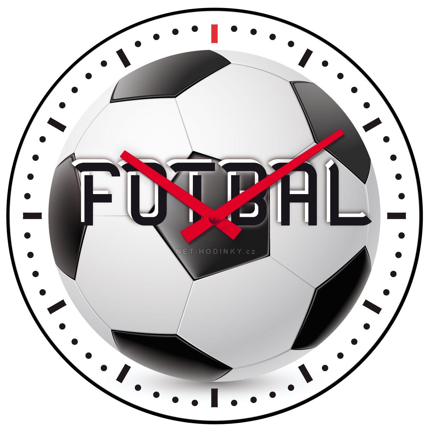 Nástěnné hodiny na stěnu Volleyball, Bowling, Basketbal, Fotbal, Golf nástěnné hodiny na zeď, dětské hodiny H701Q Fotbal