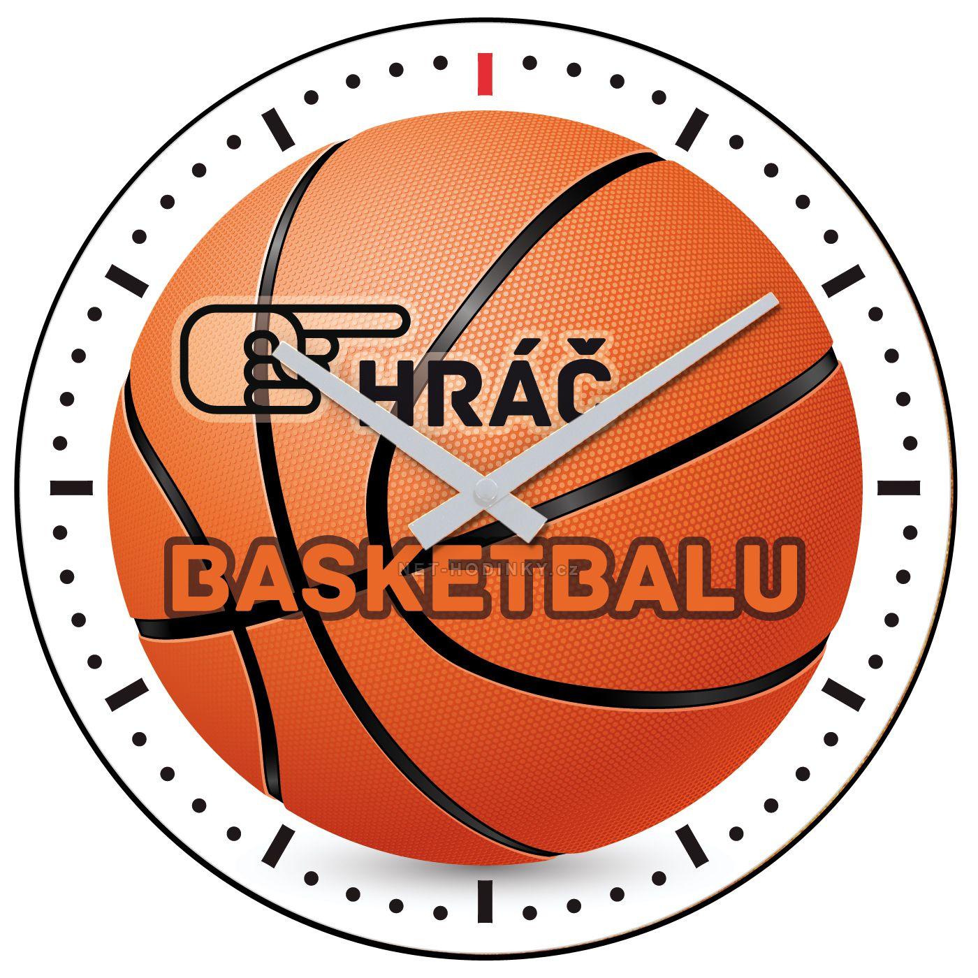 Nástěnné hodiny na stěnu Volleyball, Bowling, Basketbal, Fotbal, Golf nástěnné hodiny na zeď, dětské hodiny H926P Basketbal