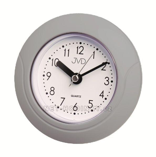 Saunové hodiny JVD basic SH33.1.12 saunové hodiny SH33.2.2 šedá