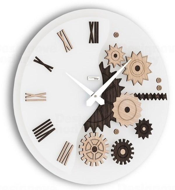 Velké originální hodiny na stěnu IncantesimoDesign I052W