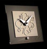 Designové stolní hodiny I116MRL IncantesimoDesign 14cm